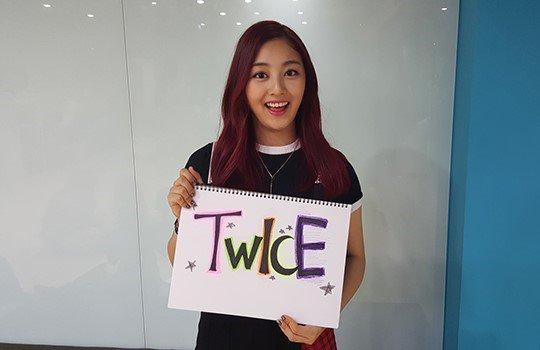 TWICE自己紹介ジヒョ-5